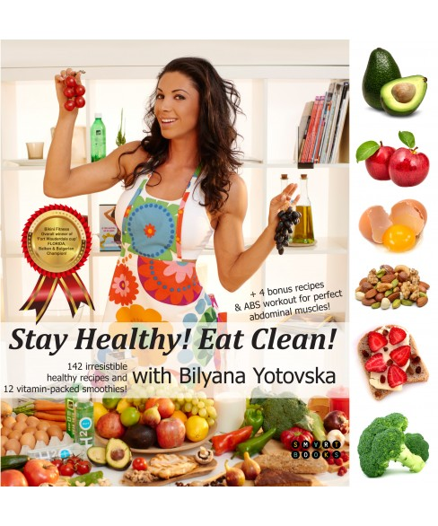 STAY HEALTHY, EAT CLEAN!