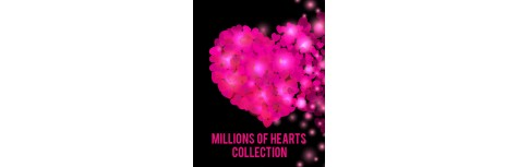 Millions of hearts