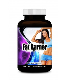 FAT BURNER by BILIANA YOTOVSKA - 60 caps