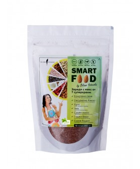 SMART FOOD by Bilyana Yotovska with Stevia 200g