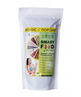 SMART FOOD by Bilyana Yotovska with Stevia 400g + 100gr Bonus